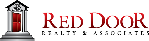 Red Door Realty & Associates Logo