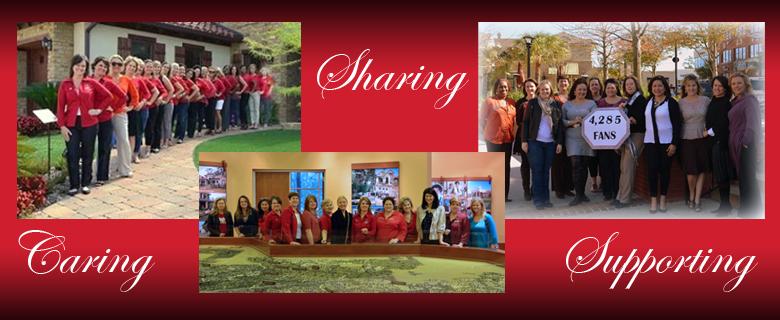Caring, Sharing, Supporting